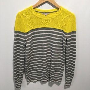 Gap striped pullover sweater. Size medium